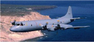 P-3 Orion on Patrol