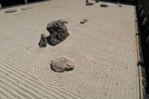 Peacefully Re-Weave Your Psycho-Social Fabric (Zen Garden - Fort Worth TX)